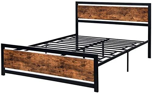 metal bed frame Singapore