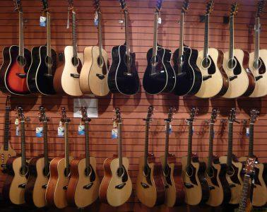 Music Shop near me